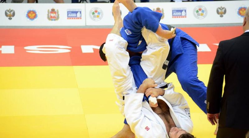 Дзюдоисты из Самары взяли 15 медалей в Марий Эл