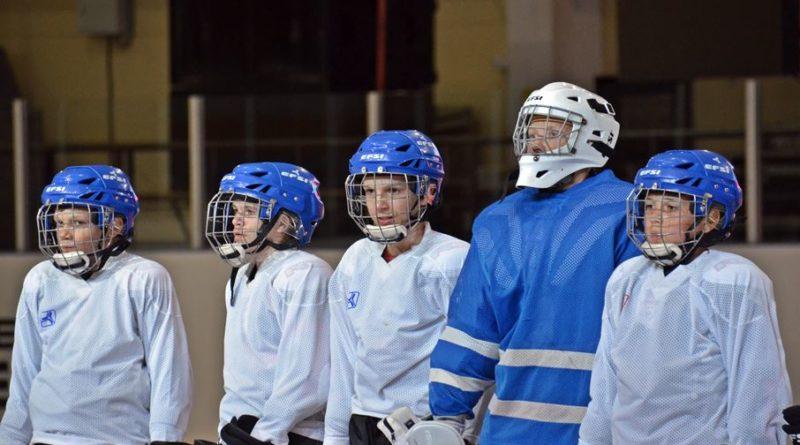 Финальный этап первенства России по хоккею в Самаре