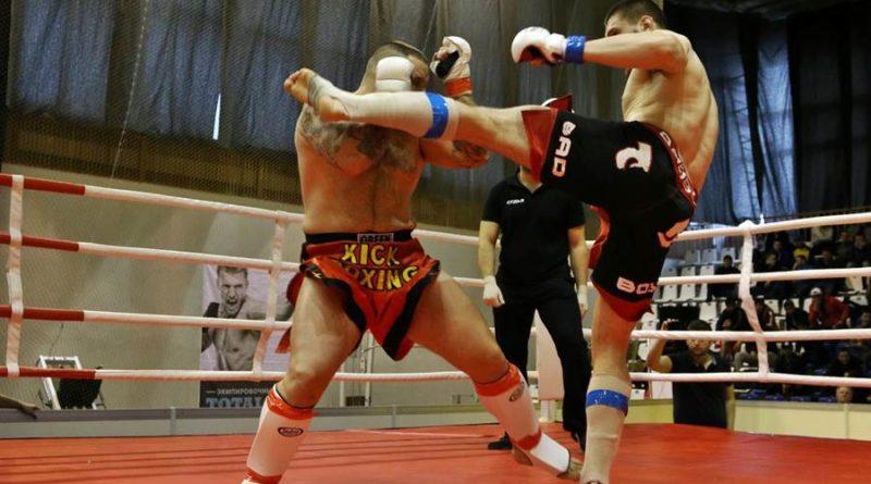 Чемпионат России по кикбоксингу в городе Грозный