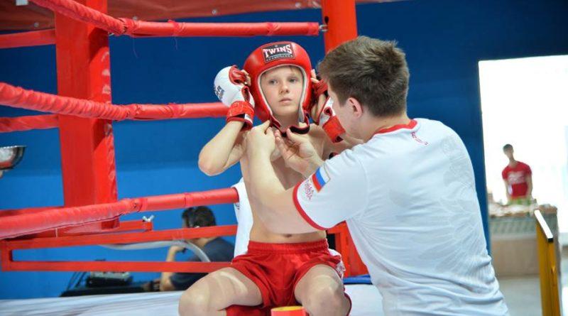 Детский турнир по ММА в Тольятти
