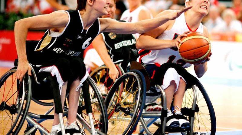 Спартакиада инвалидов в Самаре
