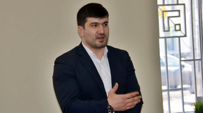 Олимпийский чемпион Тагир Хайбулаев