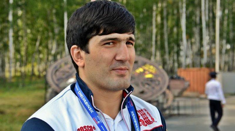 Посол ЧМ-2018 Тагир Хайбулаев
