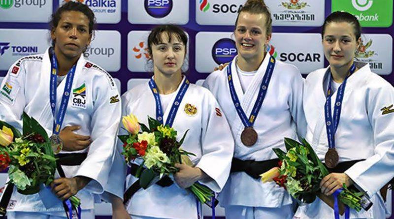Ирина Заблудина завоевала золото на Гран при в Тбилиси