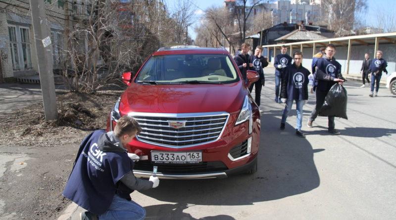 В Самаре состоялся спортивно-познавательный «ЧистоКвест»
