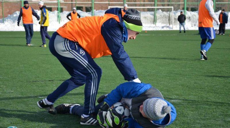 Инцидент на матче, проходившем в Тольятти 12 февраля