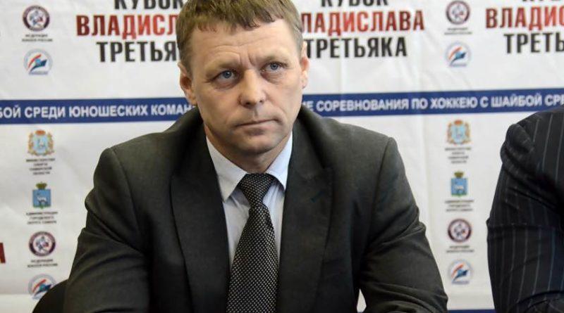 """Андрей Харин заявил, что хоккеисты будут тренироваться в ФОК """"Орбита"""""""