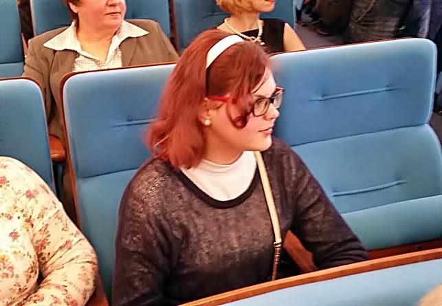 Анастасия Хомина стала 5-миллионным участником комплекса ГТО