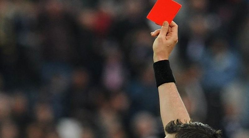 На матче «КС» - «Амкар» главного тренера самарского клуба удалили за мат