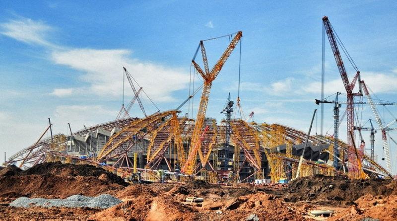 Милеев считает «Самару-Арену» лучше стадионов в Сиднее и Пикине