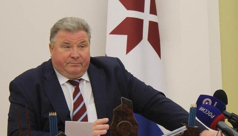 Владимир Волков, глава Республики Мордовия