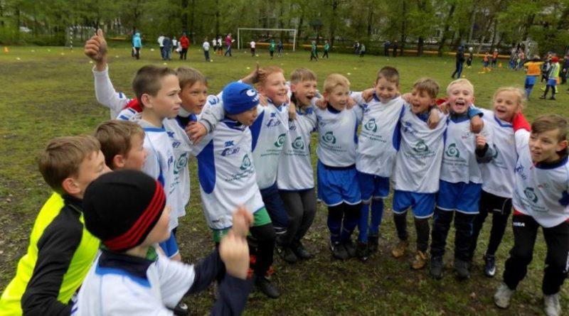 В Самаре прошли районные соревнования по футболу