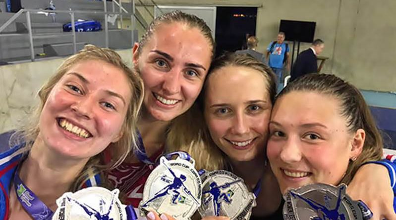 Самарские шпажистки завоевали серебро этапа Кубка мира