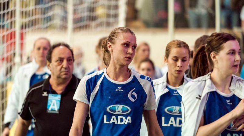 Серебро чемпионата России по гандболу досталось тольяттинской «Ладе»