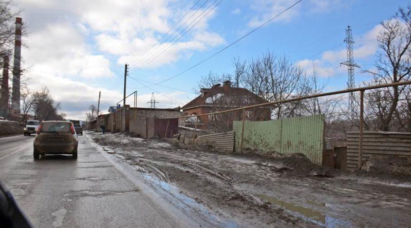 """Красноглинское шоссе """"подвинет"""" примыкающие постройки"""