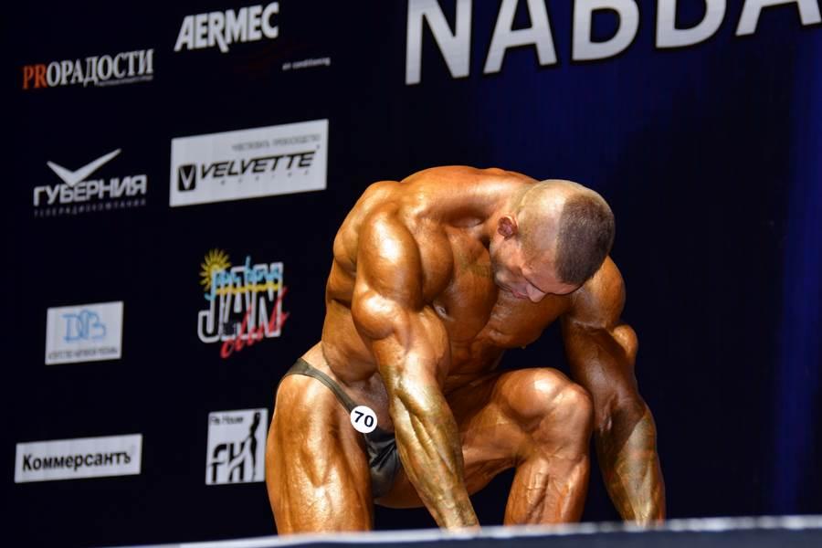 Чемпионат мира по бодибилдингу в Самаре