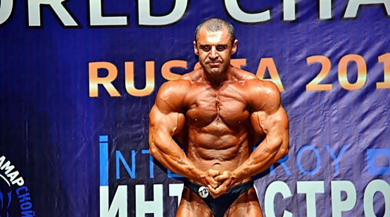 Чемпионта мира NABBA в Самаре