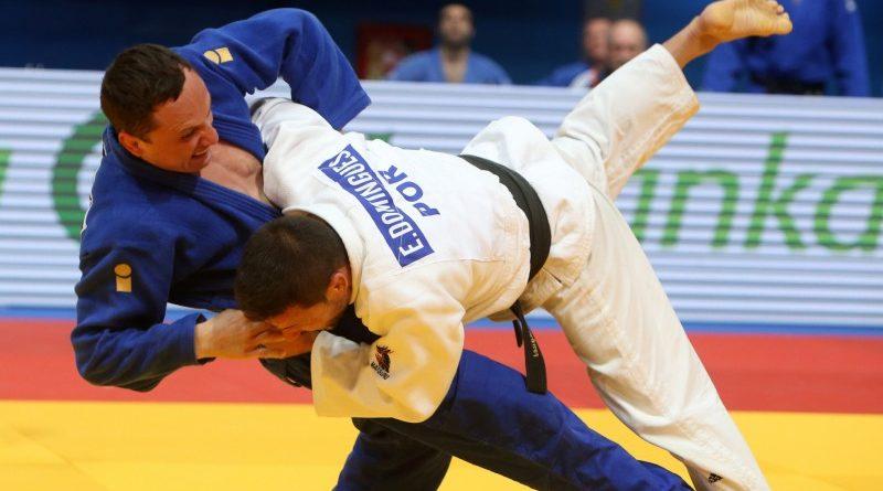 Чемпионат Европы по дзюдо среди ветеранов