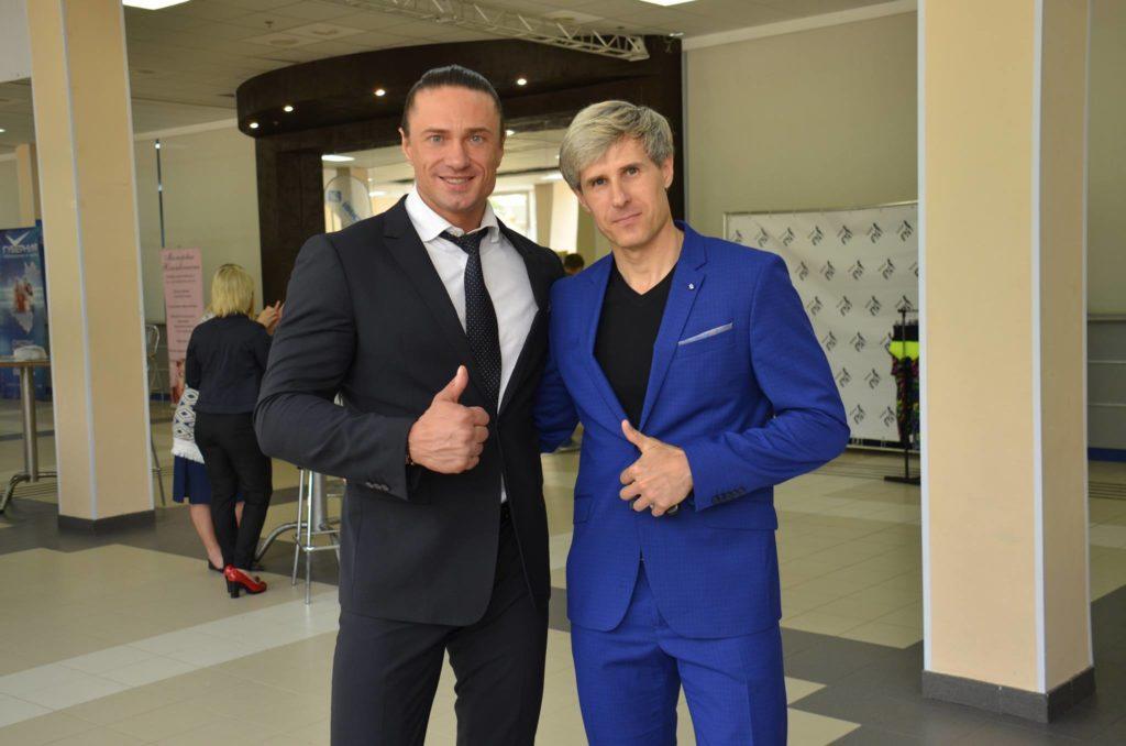 """Директор компании """"Интерстрой"""" Сергей Романов"""