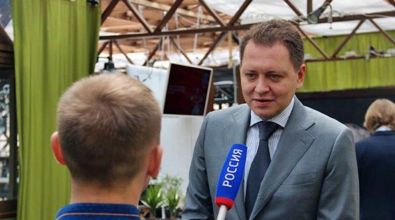 Алексей Меркушкин, Саранск