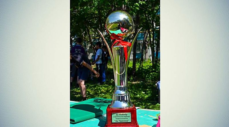 Кубок Запанского по футболу