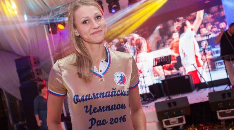 Ирина Близнова, гандбол