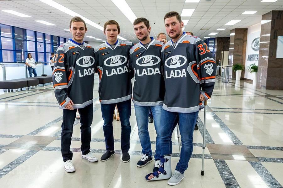 сборной России лада тольятти официальный сайт хоккейного клуба благодати Божией Рождение