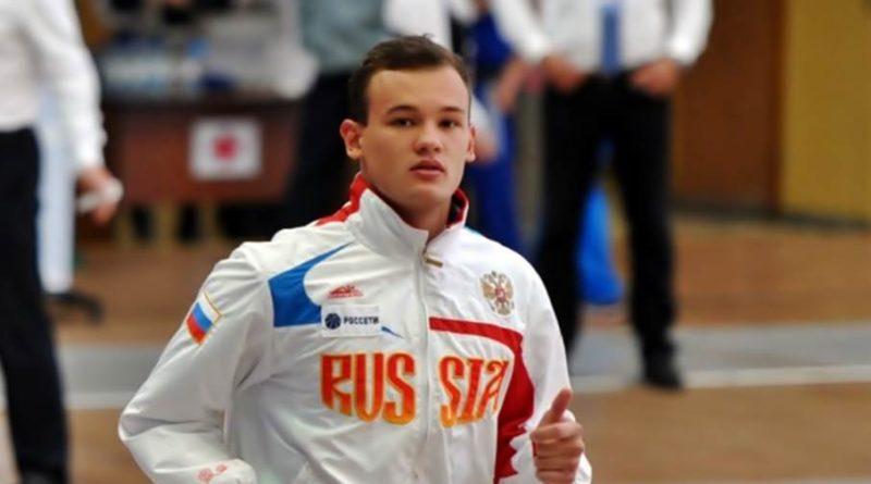 Александр Лифанов, пятиборье