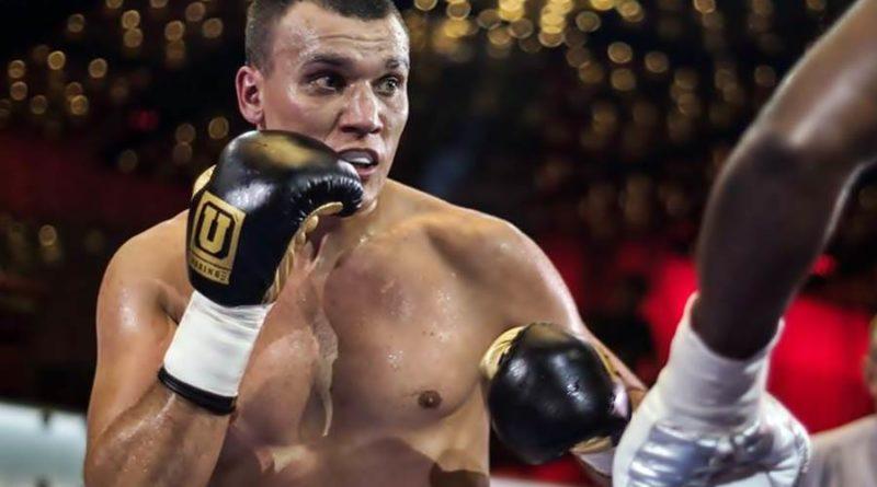 Максим Власов, бокс