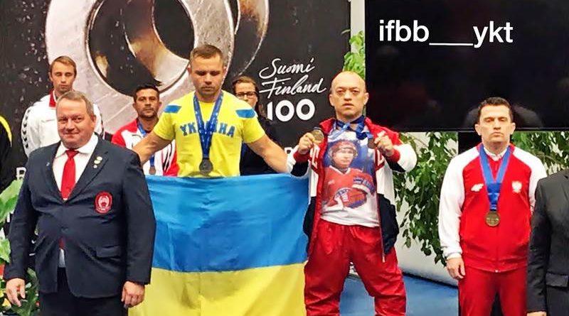 Владимир Балынец, пауэрлифтинг