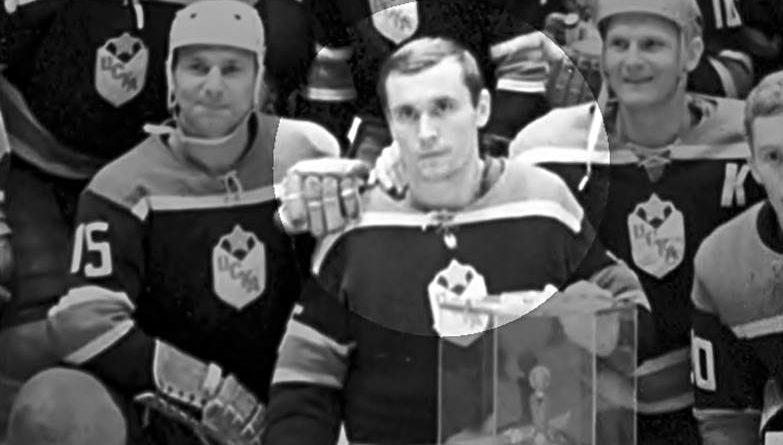 Виктор Толмачев, хоккей