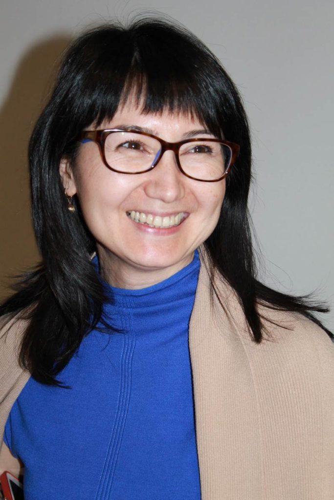 Лидия Рогожинская
