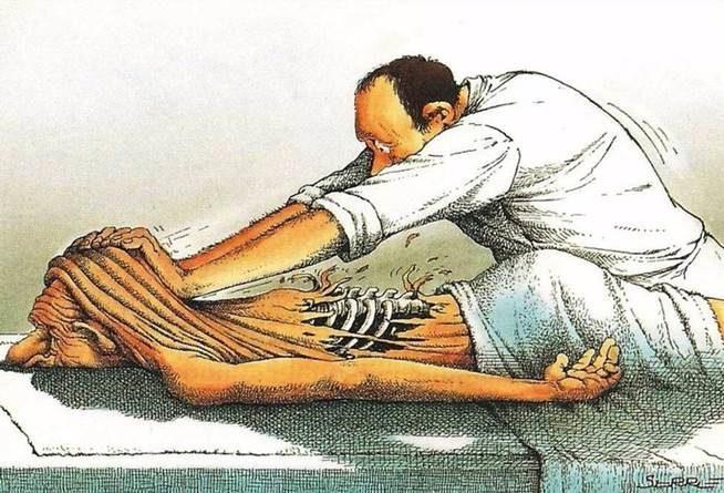 Злой массажист, спортивный массаж