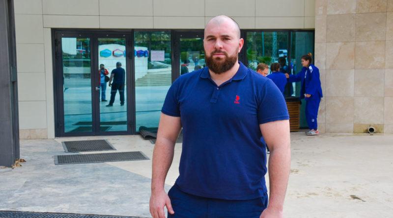 Ахмед Данаев Федедарция дзюдо Чеченской Республики