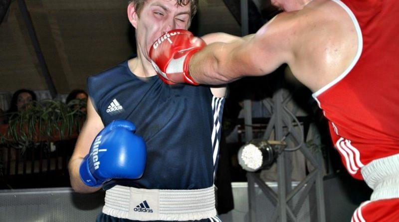 Даниил Курнаков, бокс