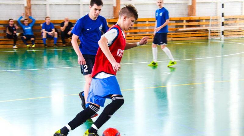 Мини-футбол в Самаре