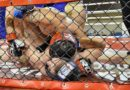 Пот, кровь и мускулы: в Самаре прошел турнир ММА по смешанным единоборствам