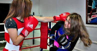 Девочки сильные, девочки красивые: женское лицо самарского бокса