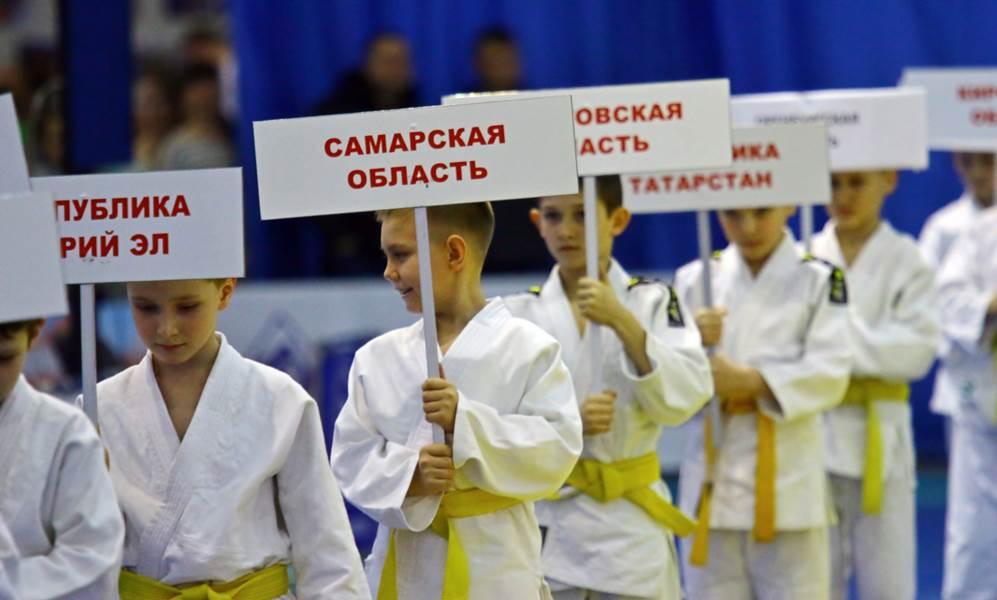 Первенство ПФО по дзюдо среди юниоров и юниорок до 23 лет