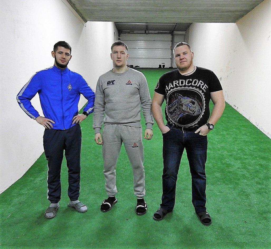 Тренеры