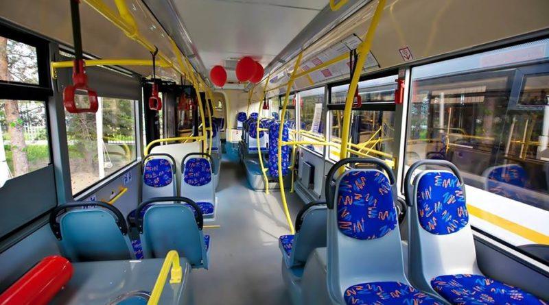 Автобус на ЧМ-2018