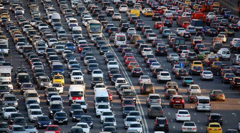 Транспортная пробка
