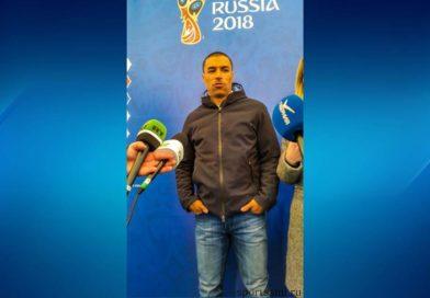 Иван Кордоба: «Сыграть на Чемпионате мира, это значит прожить мечту»