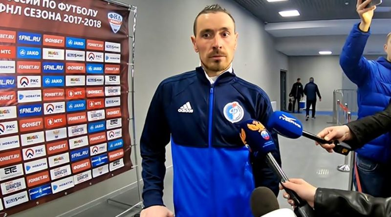 "Игорь Лебеденко, ФК ""Факел"""