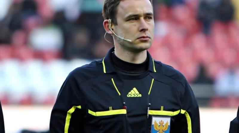 Виталий Мешков арбитр