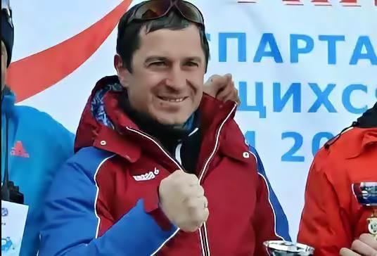 Сергей Тутмин тренер биатлон