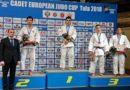 Даниил Умаров завоевал золото на Кадетском Кубке Европы по дзюдо в Туле