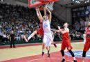 Баскетболисты Самары поборются за «золото» Суперлиги