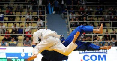 Даниил Умаров стал третьим на кубке Европы