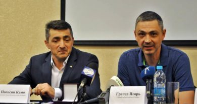 Камо Погосян: «Чтобы попасть в Единую лигу ВТБ необходима собственная арена и бюджет, который сделает нас конкурентоспособными».